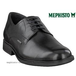 mephisto-chaussures.fr livre à Changé Mephisto FIORENZO Noir cuir lacets