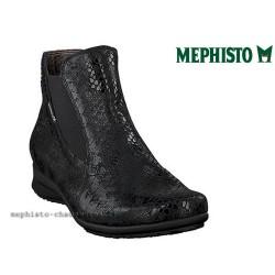 Mephisto femme Chez www.mephisto-chaussures.fr Mephisto FEDERICA Noir cuir bottine