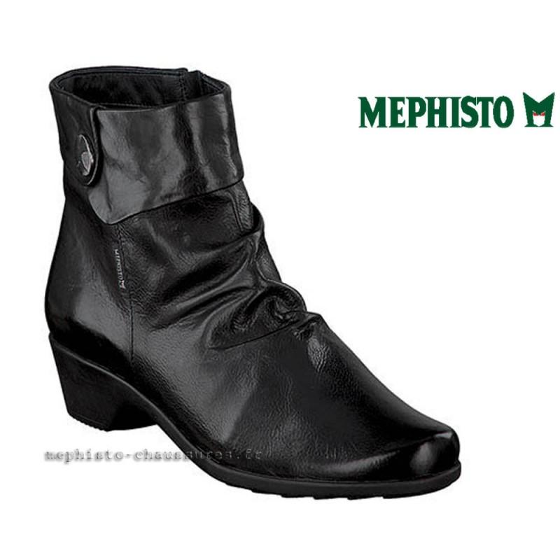 MEPHISTO Femme Bottine RACHELA Noir cuir 21856