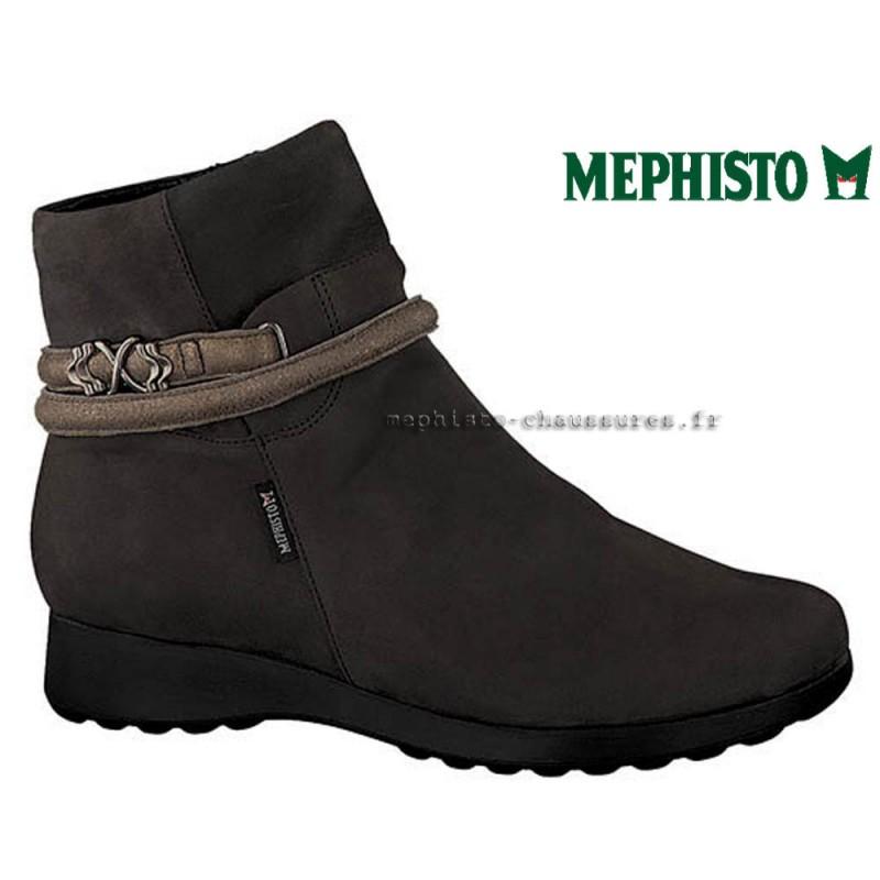 MEPHISTO Femme Bottine AZZURA Gris nubuck 21868