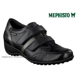 Mephisto femme Chez www.mephisto-chaussures.fr Mephisto LISA Noir cuir