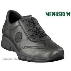 MEPHISTO Femme Lacet YAEL Gris cuir 21928