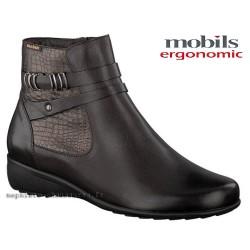 femme mephisto Chez www.mephisto-chaussures.fr Mobils SAFIRA Marron cuir bottine