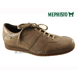 Mephisto Homme: Chez Mephisto pour homme exceptionnel Mephisto HADDON Beige cuir lacets