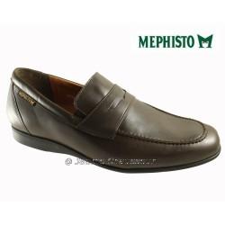 Mephisto Homme: Chez Mephisto pour homme exceptionnel Mephisto KAZAK Marron cuir mocassin