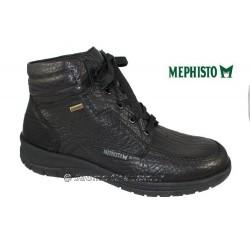 Mephisto Homme: Chez Mephisto pour homme exceptionnel Mephisto NEDDO Noir cuir bottillon