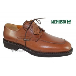 Mephisto Homme: Chez Mephisto pour homme exceptionnel Mephisto GAHAM Marron clair cuir lacets