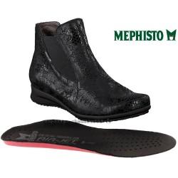 MEPHISTO Femme Bottine FEDERICA Noir cuir 24282