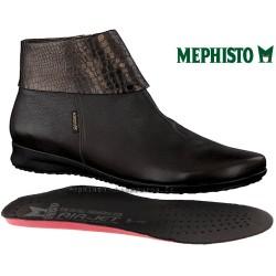 MEPHISTO Femme Bottine FIDUCIA Marron cuir 24381