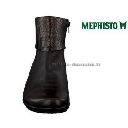 MEPHISTO Femme Bottine FIDUCIA Marron cuir 24383