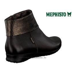 MEPHISTO Femme Bottine FIDUCIA Marron cuir 24385