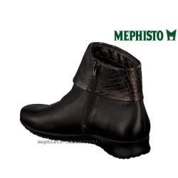 MEPHISTO Femme Bottine FIDUCIA Marron cuir 24387