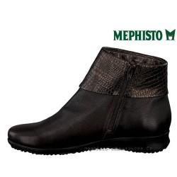 MEPHISTO Femme Bottine FIDUCIA Marron cuir 24388