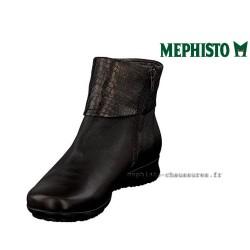 MEPHISTO Femme Bottine FIDUCIA Marron cuir 24389