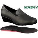 MEPHISTO Femme Mocassin GIACINTA kaki cuir 24480
