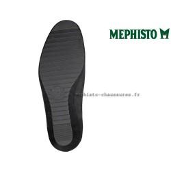 MEPHISTO Femme Mocassin GIACINTA kaki cuir 24481