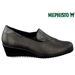 MEPHISTO Femme Mocassin GIACINTA kaki cuir 24483