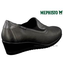 MEPHISTO Femme Mocassin GIACINTA kaki cuir 24484