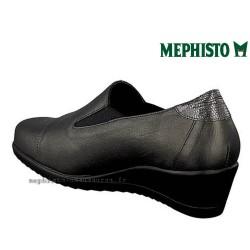 MEPHISTO Femme Mocassin GIACINTA kaki cuir 24486