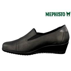 MEPHISTO Femme Mocassin GIACINTA kaki cuir 24487