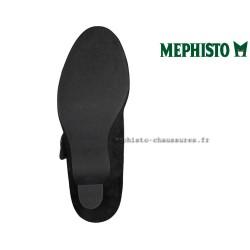 MEPHISTO Femme Talon MARYA Noir cuir 24907