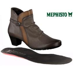 1d0cc3ffd44 Mephisto MELANIE Marron cuir Bottine Pointure 38FR   EUR5
