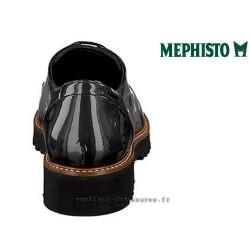 MEPHISTO Femme lacet SABATINA Gris cuir verni 25415