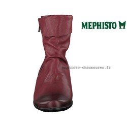 27c54ec6c5f Mephisto SEDDY Rouge cuir Bottine Pointure 38FR   EUR5