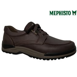 MEPHISTO Homme Lacet CHARLES Marron cuir 25831