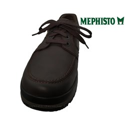 MEPHISTO Homme Lacet CHARLES Marron cuir 25834
