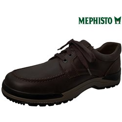 MEPHISTO Homme Lacet CHARLES Marron cuir 25835