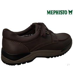 MEPHISTO Homme Lacet CHARLES Marron cuir 25837