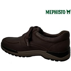 MEPHISTO Homme Lacet CHARLES Marron cuir 25838