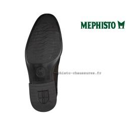 MEPHISTO Homme Lacet FABIO Marron cuir 25922