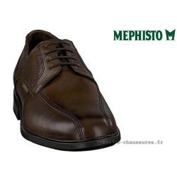 MEPHISTO Homme Lacet FABIO Marron cuir 25923