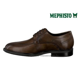 MEPHISTO Homme Lacet FABIO Marron cuir 25928