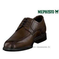 MEPHISTO Homme Lacet FABIO Marron cuir 25929