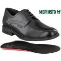 MEPHISTO Homme Lacet FIORENZO Noir cuir 26065