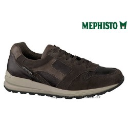MEPHISTO Homme Lacet TRAIL Gris cuir 26373