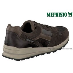MEPHISTO Homme Lacet TRAIL Gris cuir 26374