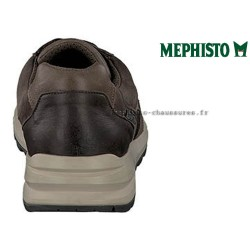MEPHISTO Homme Lacet TRAIL Gris cuir 26375