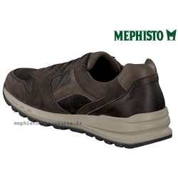 MEPHISTO Homme Lacet TRAIL Gris cuir 26376