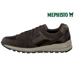 MEPHISTO Homme Lacet TRAIL Gris cuir 26377