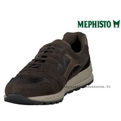 MEPHISTO Homme Lacet TRAIL Gris cuir 26378