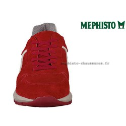 MEPHISTO Homme Lacet TRAIL Rouge velours 26534