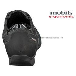 MOBILS de Mephisto Femme Lacet FEDRA Noir cuir 26610
