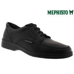 mephisto-chaussures.fr livre à Paris Mephisto JANEIRO Noir cuir lacets
