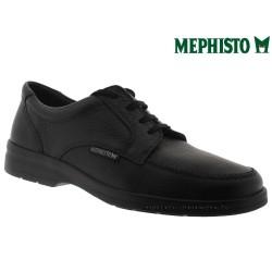mephisto-chaussures.fr livre à Ploufragan Mephisto JANEIRO Noir cuir lacets