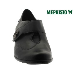 MEPHISTO Femme Scratch SECINA Noir cuir lisse 27350
