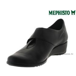 MEPHISTO Femme Scratch SECINA Noir cuir lisse 27351